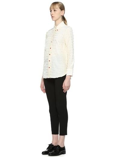 Trademark Gömlek Beyaz